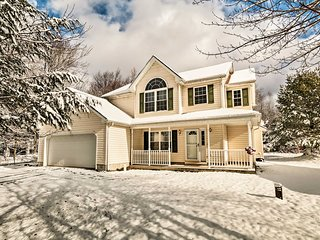 NEW! Inviting Colonial Home w/ Patio, Near Skiing!