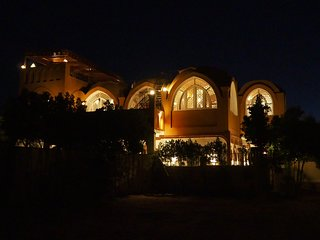 Luxury villa at the desert (up to 12 guests) - near the temple of Medinet Habu