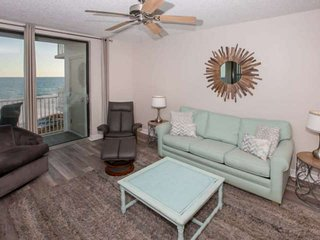 Gulf-front 4th floor | In/Out/Kiddie pools, Hot tub, Fitness, Tennis, BBQ, Wifi