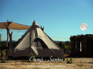 Camp - Santos Camp With All The Comforts