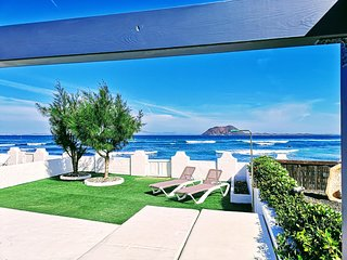 3 Bedroom Luxury Home on the Beach in Corralejo