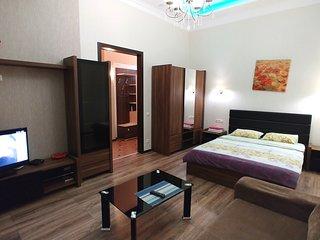 One-room. 5a Baseina str. Near Kreshchatik. Centre