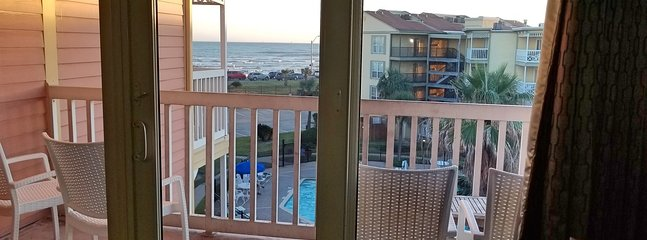 View from Inside the condo