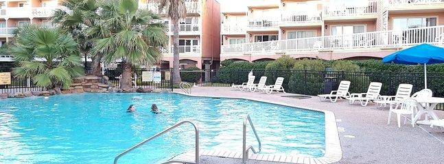 Main Heated Pool