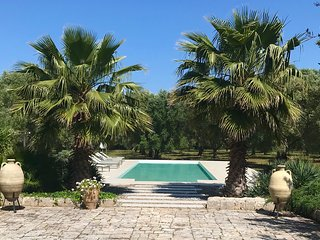 Casale Dell'Oliveto  Beautiful villa set in an olive grove with large 15x5m Pool