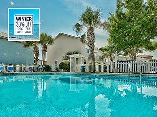 30% OFF Winter: Near Beach, Pool + FREE VIP Perks &MORE! SNOWBIRD Dates Avail