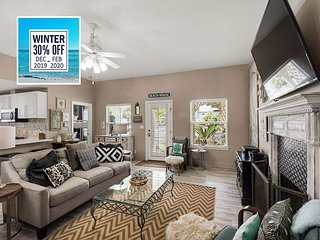 30%OFF Winter: RENOVATED! Private Hotub, Near Pool/Beach +FREE VIP Perks&MORE
