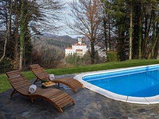 Stunning home in Lepoglava w/ Outdoor swimming pool, Sauna and 2 Bedrooms (CCC15