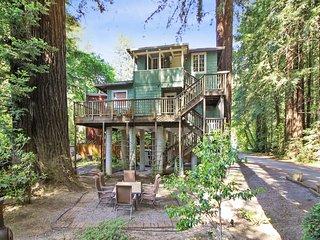 Monte Rio Treehouse