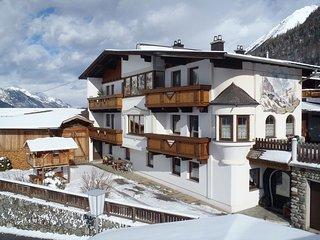 Spacious Apartment near Ski Area in Langenfeld