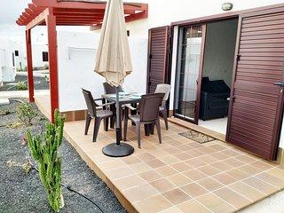 Superbe bungalow Sun Beach à Caleta de fuste (WIFI+IPTV)