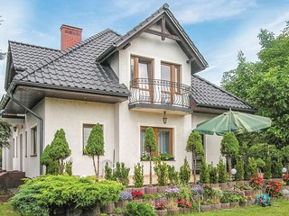 Amazing home in Brodnica w/ WiFi and 6 Bedrooms (PMA702)