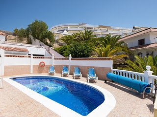 Tranquil 2 bedroom villa with private heated pool