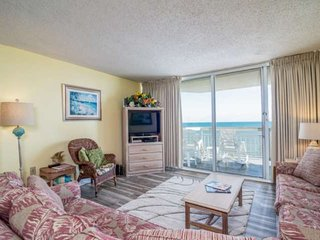 Updated Oceanfront One Bedroom with Fantastic View.