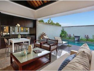 1 BR Private Pool Villa - Breakfast W/ Tropical Garden View (peps)