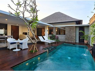 2 Bedroom Pool Villa - Breakfast W/ Tropical Garden View (peprs)