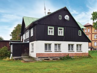 Beautiful home in Harrachov w/ 4 Bedrooms (TBG432)