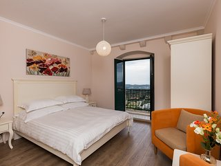 Savonari - Superior Double Room with Balcony and Sea View