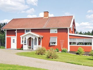 Stunning home in Nässjö w/ WiFi and 4 Bedrooms (S06113)