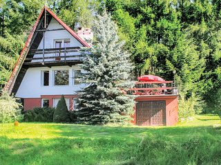 Amazing home in Suleczyno w/ Sauna and 3 Bedrooms (PKA235)