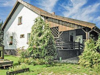 Awesome home in Lidzbark Warminski w/ Sauna and 5 Bedrooms (PMA548)
