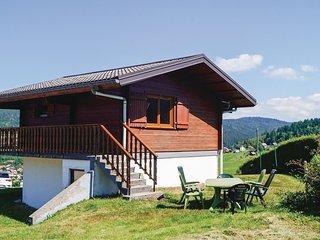 Nice home in Xonrupt-Longemer w/ 3 Bedrooms (FTV011)