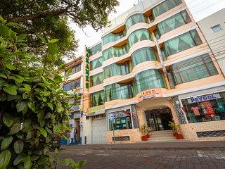 Hotel Miraflores - estancia  módica y  confortable en pleno centro de la ciudad