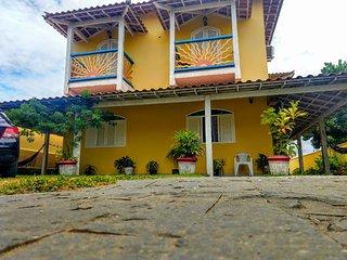 Casa Pedro em Buzios, de Frente para o mar.