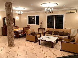 Étage de villa avec entrée indépendante à deux pas de hôtel Sheraton