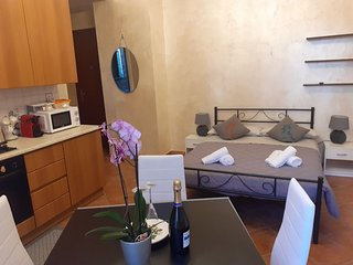 Bardonecchia Central Studio Apartment - Frejus Palace