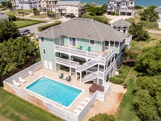 Stillwater | 98 ft from the beach | Dog Friendly, Private Pool, Hot Tub | Coroll