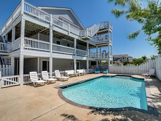 Villa Del Sol | 1190 ft from the beach | Dog Friendly, Private Pool, Hot Tub | C