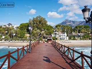 Apartment in Golden Mille Marbella 5 People