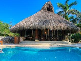 Villa Armonia, Private Ocean Front Villa