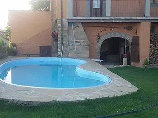 Turismo rural Casa Patro, Jacetania, Apartamento para 6 personas Oroel