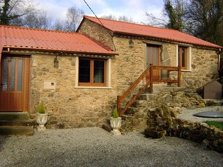 Vintage Stone Cottage