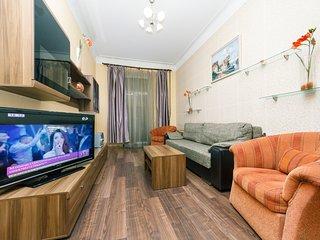 One bedroom. 6.2 Krutyi descent. Near Khreshchatyk