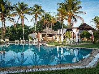 Paradisiaca Casa na Praia do Espelho - BAH002