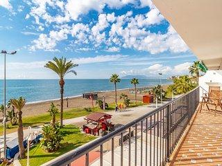 Nice apartment in Rincon de la Victoria with 3 Bedrooms (EAS341)