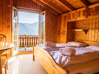 Traditional chalet in Mase - Val d'Herens
