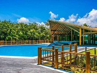 Casa Espetacular no Terra Vista Golf Trancoso - BAH004