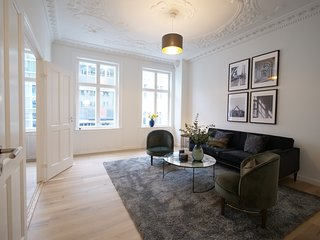 Wonderful apartment in the heart of Copenhagen