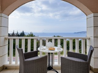 Apartments Maris - Superior One-Bedroom Apartment with Terrace and Sea view