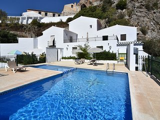 Villa in the center of Frigiliana