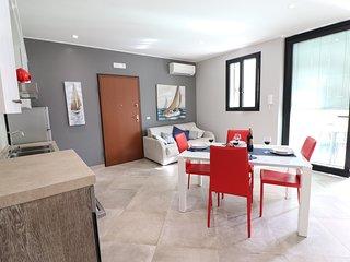 Modern Apartment casa Giuditta Deluxe A Otranto Wi-fi Balcony
