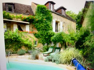 A unique and special retreat, Chez Moge offers luxury stay for 5 people