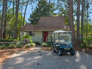 New Rental!! Includes Golf Cart!! Beautiful & Cozy Home! Fairway Sandestin