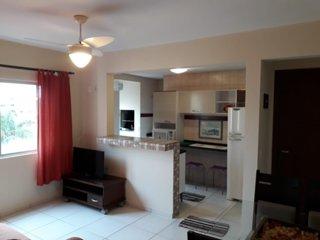 Excelente apartamento temporada 1 dormitorio em Canasvieiras