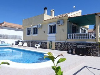 CO5 Camposol, 2 bed, 2 bath villa with large private pool