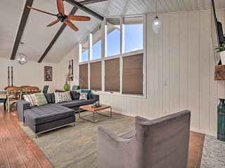 NEW! Stylish Flagstaff Abode w/ Country Club Perks